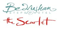 Bedruthan Steps Hotel- Scarlet Logo
