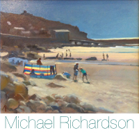 michael_richardson-Spring Afternoon Sennen Cove