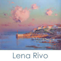 lena_rivo-SummerEveningPortscathoHarbour
