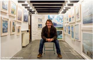Artist and Gallery: A modern Partnership