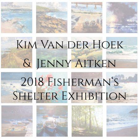 Kim VanderHoek and Jenny Aitken Exhibition