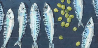 Mackeral and gooseberry2