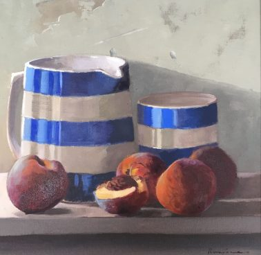 penny_german-PeachesandCornishware