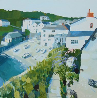 claire_henley-Path to Portloe