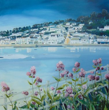 claire_henley-Red Valerian, St Mawes