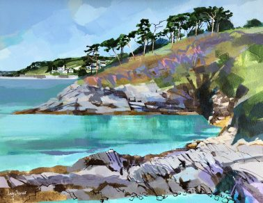 lucy_davies-St Mawes Castle from St Anthony Head