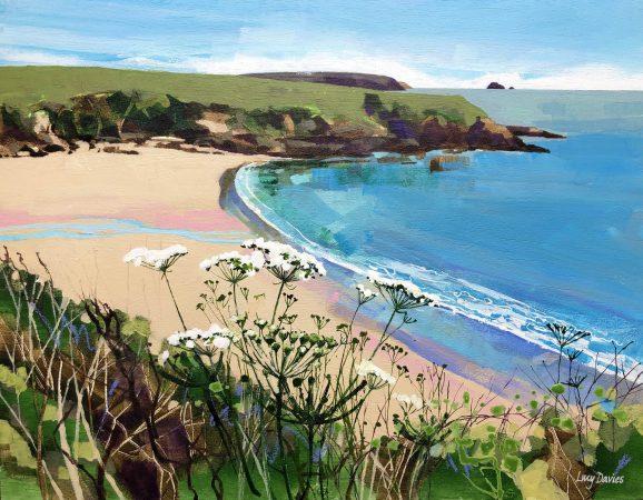 lucy_davies-Porthcurnick Beach