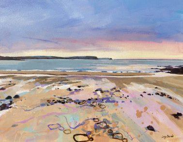 lucy_davies-Summer Evening, Portscatho