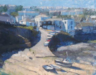 robin_mason-Summer, Portscatho