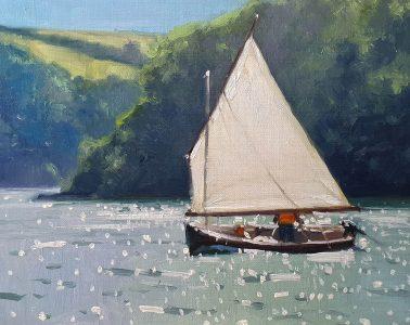 jenny_aitken-SailingbyPercuil